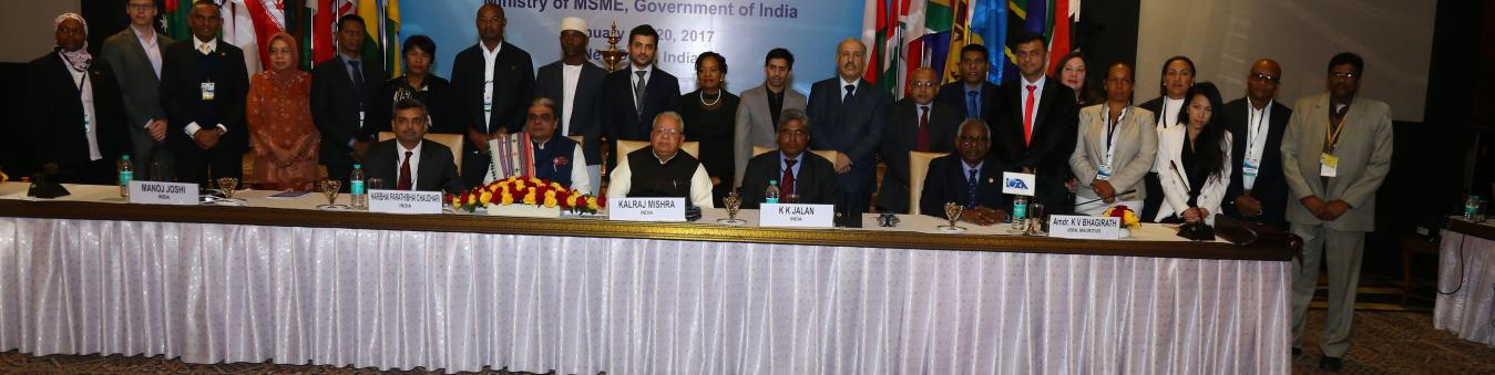 Indian Ocean Rim Association (IORA) Function at New Delhi, Jan 2017